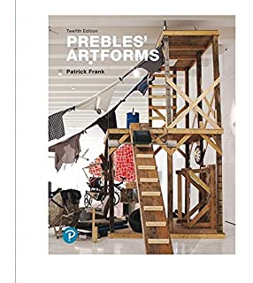 prebles artforms loose leaf edition 12th edition