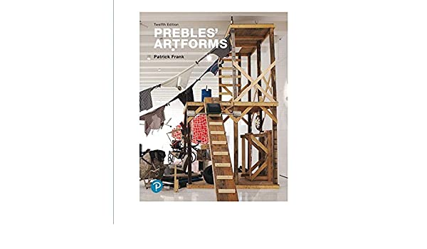 Prebles Artforms Pdf
