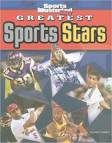 Sports Illustrated Kids Greatest Sports Stars (The World's