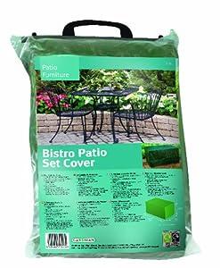 Gardman bistro set cover 100 waterproof garden furniture for Amazon gardman furniture covers