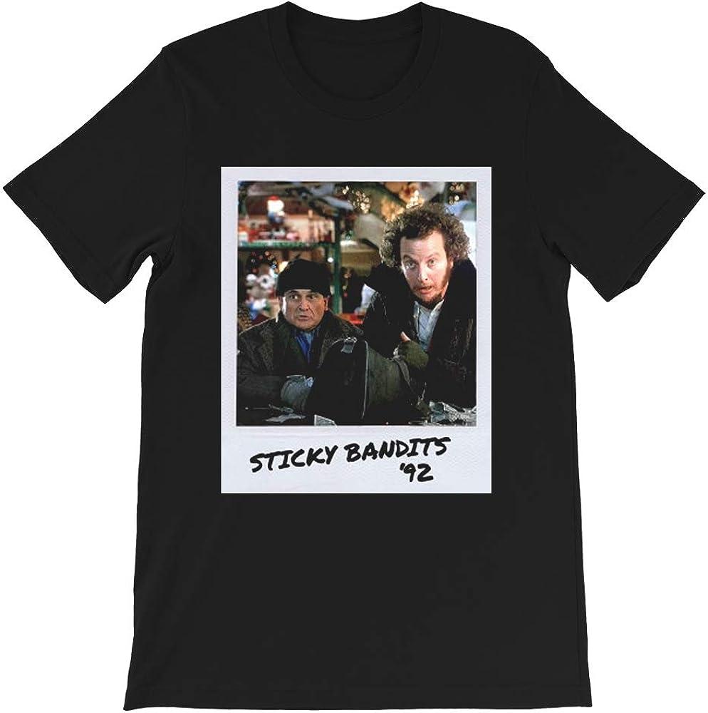 Sticky-Bandits Home Alone Xmas Filthy Animal Joe-Pesci Kevin-mccallister Funny Gift for Men Women Girls Unisex T-Shirt
