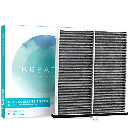 Infinite Auto KD45-61-J6X Cabin Air Filter Replacement for Mazda CX-5, 3 & 6 (1)