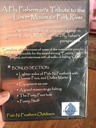 A Fly Fisherman's Tribute to the Lower Mountain Fork River ()