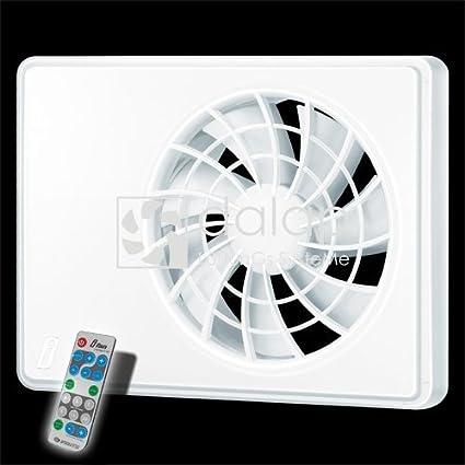 Aqua de baño Shop Casa – y baño Ventilador iFan Move – Diámetro Ø100 mm de