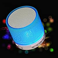 New A9 LED Portable Mini Wireless Bluetooth Speakers for Phone PC By KTOY