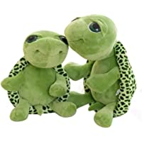 Fanala Unisex Children Durable Soft Tortoise Shape Plush Toy