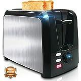 YLLUFFA Toaster 2 Slice Image