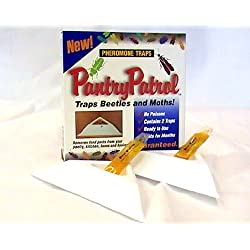 Pantry Patrol-set of 2 Traps,pheromone Pantry Pest Trap,