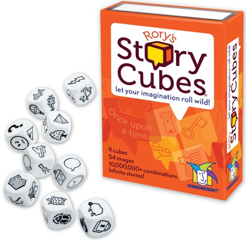 Gamewright 318 Rorys Story Cubes