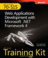 MCTS Self-Paced Training Kit (Exam 70-515) Front Cover