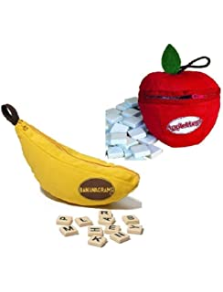 Appletters Spelling And Word Tile Game By Bananagrams Other Alphabet & Language Toys