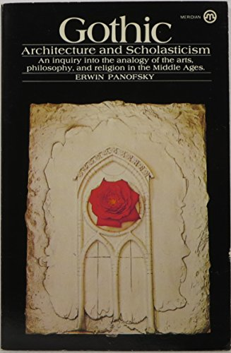Gothic architecture and scholasticism