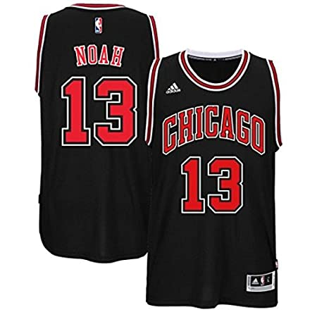 Amazon.com   adidas Jersey Joakim Noah Youth Alt 3rd Swingman XL ... 276d37bbb