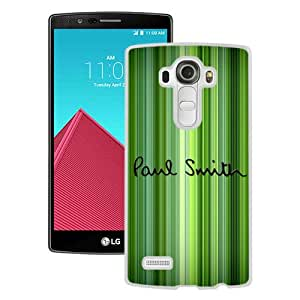 Unique LG G4 Case ,Hot Sale And Popular Designed Case With Paul Smith 10 White LG G4 Cover Phone Case