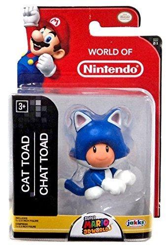 Super Mario World of Nintendo Super Mario 3D Worlds Cat Toad 2.5