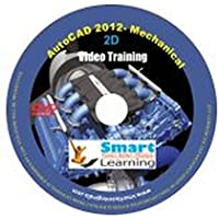 Smart Learning AutoCAD - 2012 Mechanical (2D) - Video Training (DVD)