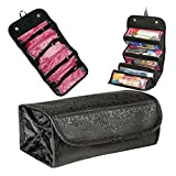 Best FakeFace Toiletry Bags - FakeFace Portable Compact large Capacity Roll Up Hanging Review