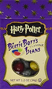 Harry Potter Bertie Botts Every Flavor Beans; 1.2oz Boxes 6 Pack; New