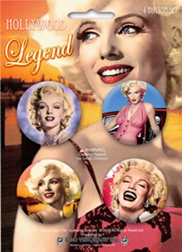Licenses Products Marilyn Monroe Assorted Artworks 1.5