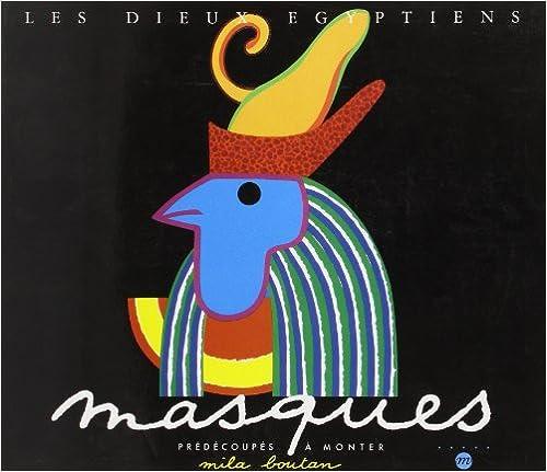 Livres gratuits Masques des dieux égyptiens, novembre 1996 epub pdf
