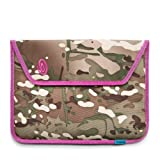"Timbuk2 Nylon Kindle DX Sleeve (Fits 9.7"" Display, Latest and 2nd Generation Kindles) Multi Camo/Heartbreaker/Multi Camo"