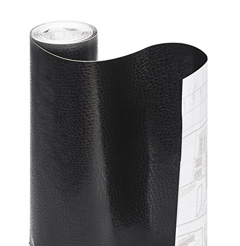 DAZZ 8622123 Leather Black Adhesive
