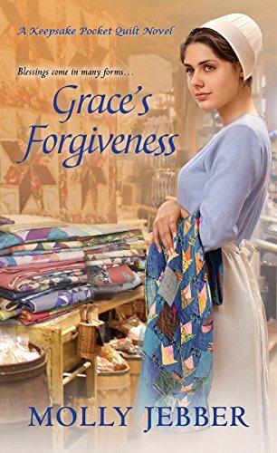 Book: Grace's Forgiveness (A Keepsake Pocket Quilt Novel) by Molly Jebber