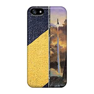 Premium Tpu V2's Deployed Cover Skin For Iphone 5/5s