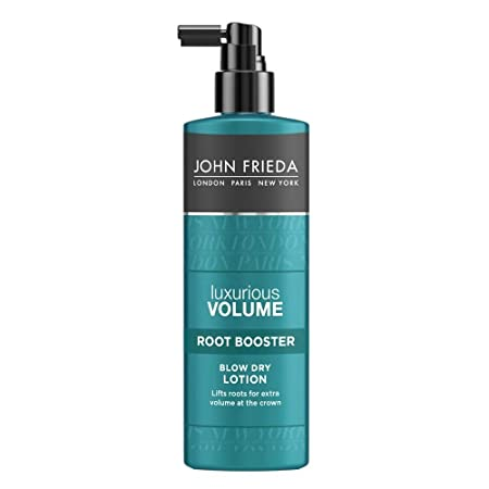 John Frieda Collection Luxurious Volume Root Booster Blow-Dry Lotion 6 oz Pack of 4