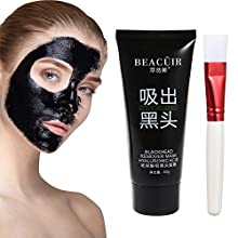 NOTE: If you have any question about mask for blackheads , please contact us ,we will help you .  Safe Blackhead Removal Our blackheads remover mask is plant extracts, assured use, the product contains purslane extract, sodium hyaluronate, wi...