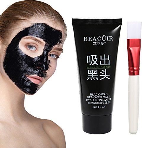 FMK Removes Blackheads Black Mask Purifying Peel off Mask Bl