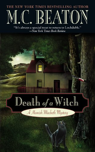 (Death of a Witch (A Hamish Macbeth)