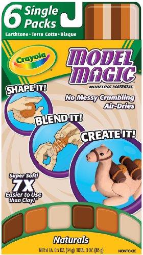 Crayola Model Magic Single Naturals