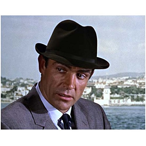 sean-connery-8x10-photo-007-indiana-jones-highlander-hunt-for-red-october-black-hat-water-mainland-b