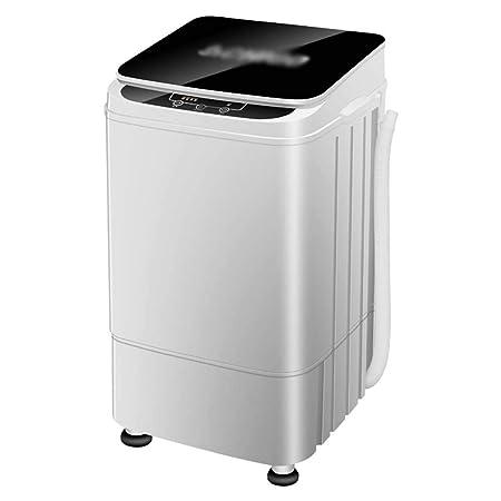 Washing machine Pequeña Lavadora automática de 8 litros con Cesta ...