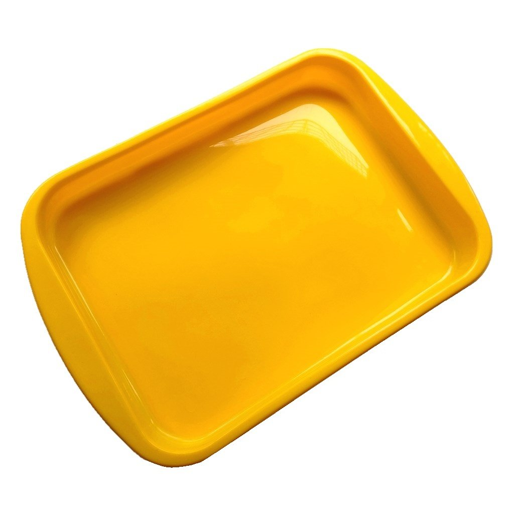 Allforhome 10 Inches Rectangle Tray Nonstick Flexible Silicone Oven Cake Baking Candy Making Moulds Cake Pans DIY Bread Loaf Toast Mold Multifunction 4336902678