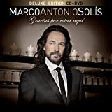 Gracias Por Estar Aqu?? [CD/DVD Combo][Deluxe Edition] by Marco Antonio Sol??s (2014-04-29)