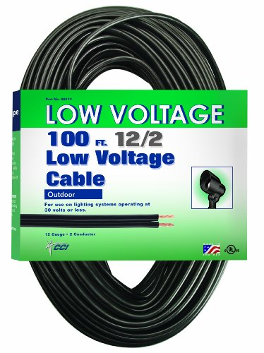 Low Voltage Landscape Lighting Fire Hazard