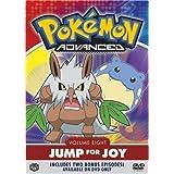 Pokemon Advanced, Vol. 8 - Jump for Joy by Viz Media
