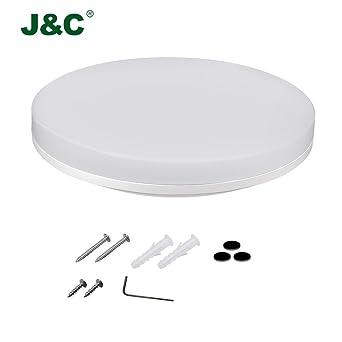 juc w ip plafn led para baos y cocinas plafn bao led iluminacin de