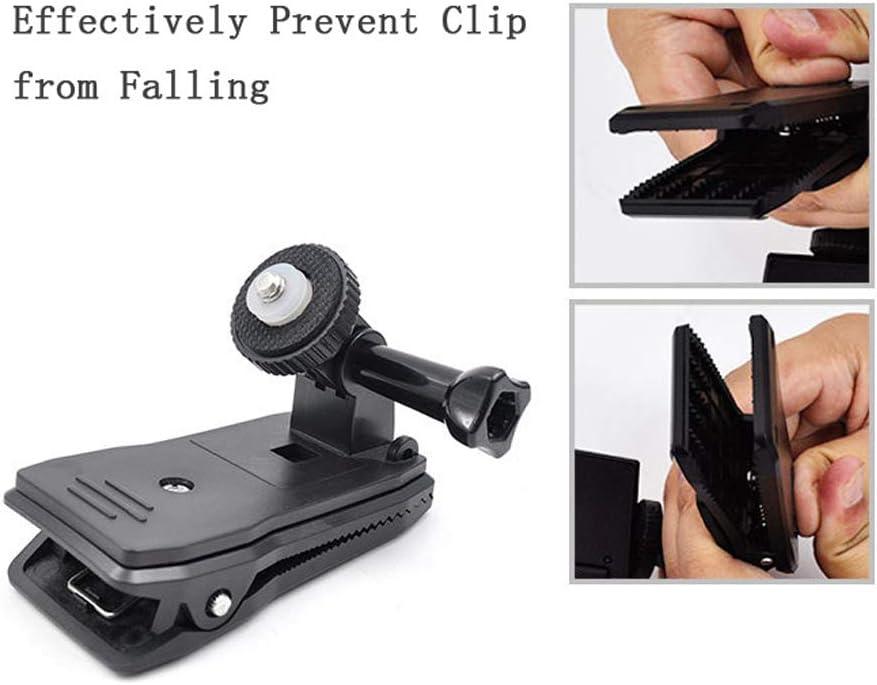 Soporte De Cámara Clip Soporte Adaptador de montaje de trípode para teléfono móvil FG