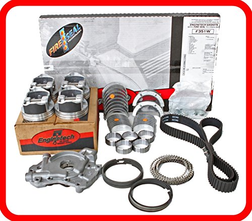 Engine Rebuild Overhaul Kit FITS: 2002-2004 Ford Focus SVT 121 2.0L DOHC 16v ZETEC