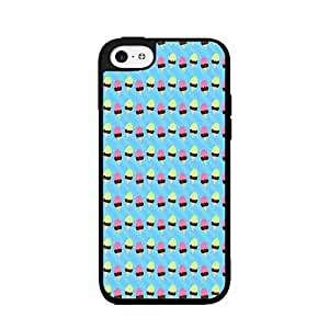 Ice Cream Popsicle - trusted PLASTIC Fashion Phone in Case Back Constipation Cover attacks iPhone 5s