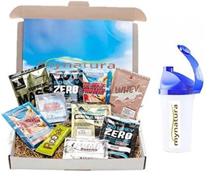 mynatura Sample Box (proteína etc. Peak scitec IronmaXX ...