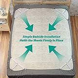 RayTour Bed Sheet Holder Straps Sheet Keepers