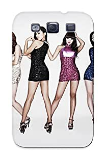 Catenaryoi Perfect Tpu Case For Galaxy S3/ Anti-scratch Protector Case (sistar)