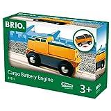 Brio Cargo Battery Train (japan import)