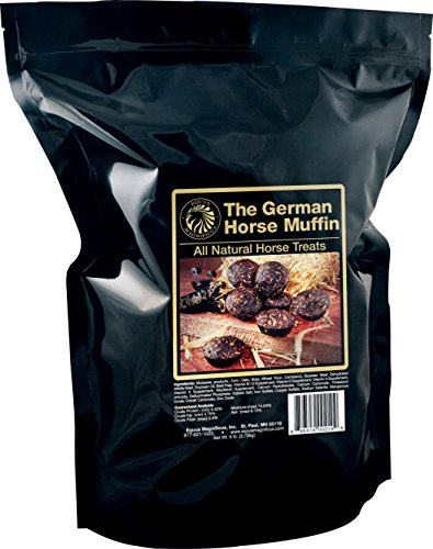 DPD The German Horse Muffin All Natural Horse Treats - 6 Pound