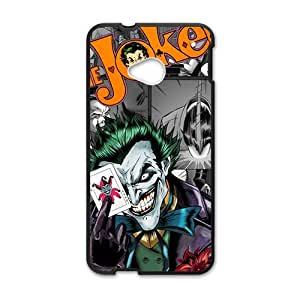 Happy Amusing joker Cell Phone Case for HTC One M7