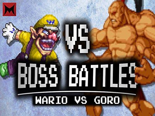 Wario vs Goro